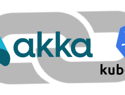 akka Service Deployment on Kubernetes