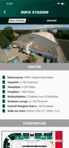 ROFA Stadion in App