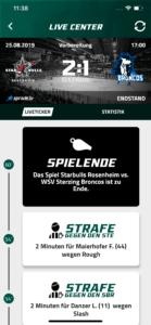 Eishockey Liveticker Starbulls