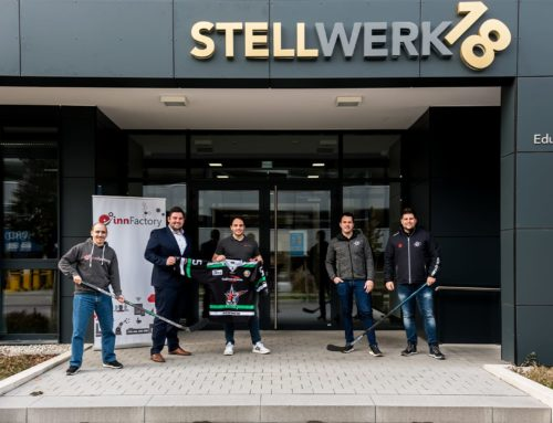 innFactory GmbH weitet Starbulls Business-Partnerschaft aus