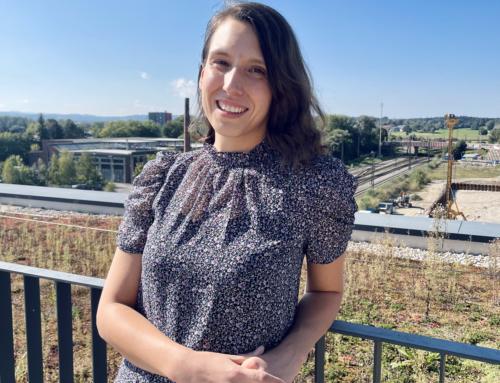 Mitarbeitervorstellung #7: Antonia Erben